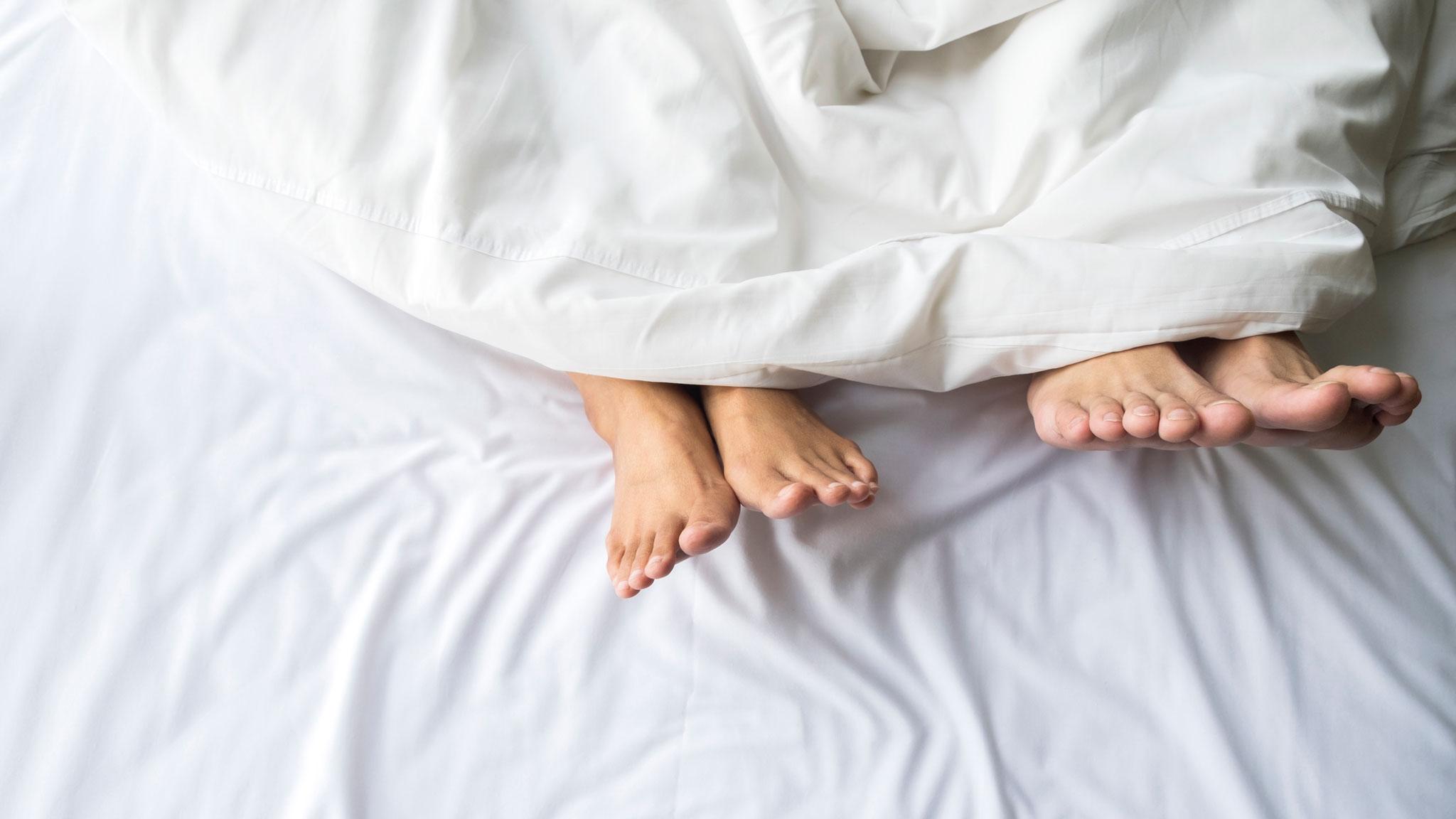 Sexsucht wie oft am tag